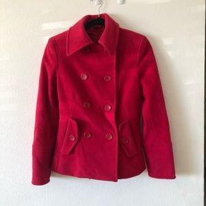Express Winter Wool Cashmere Coat